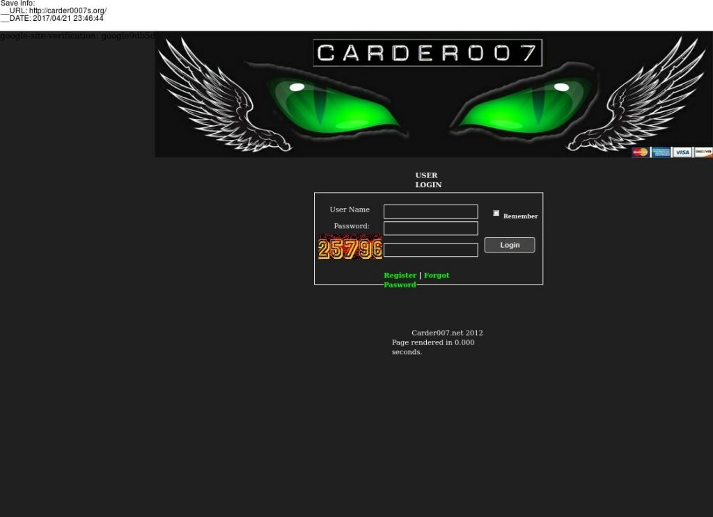 carder0007s.org